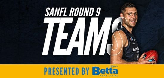 Betta Teams: SANFL Round 9 - South Adelaide @ Glenelg